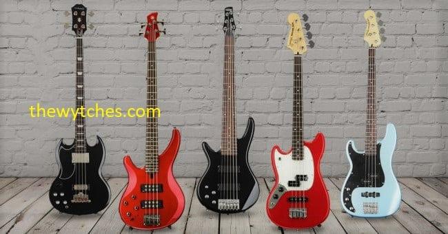 best bass guitar under 400