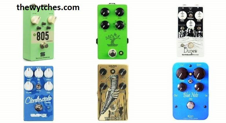 Best Tube Screamer Clone Reviews