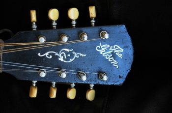 About the Gibson mandolins history